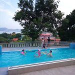 100mm 150mm मोटी विलासिता स्विमिंग पूल ठूलो पूल को लागि ऐक्रेलिक plexi ग्लास ग्लास