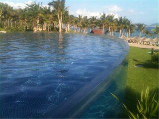 स्विमिंग डाइविंग पूलको लागि कस्टम एक्क्रेलिक प्यानल