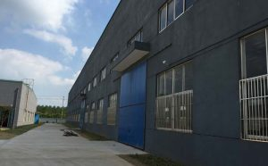 कारखाना दृश्य