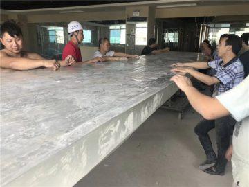 स्विमिंग पूल उत्पादन को लागि प्लास्टिक यूवी प्रतिरोध Plexi गिलास पैनलों