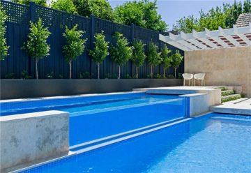 गर्म स्विम पूल स्विमिंग पूल